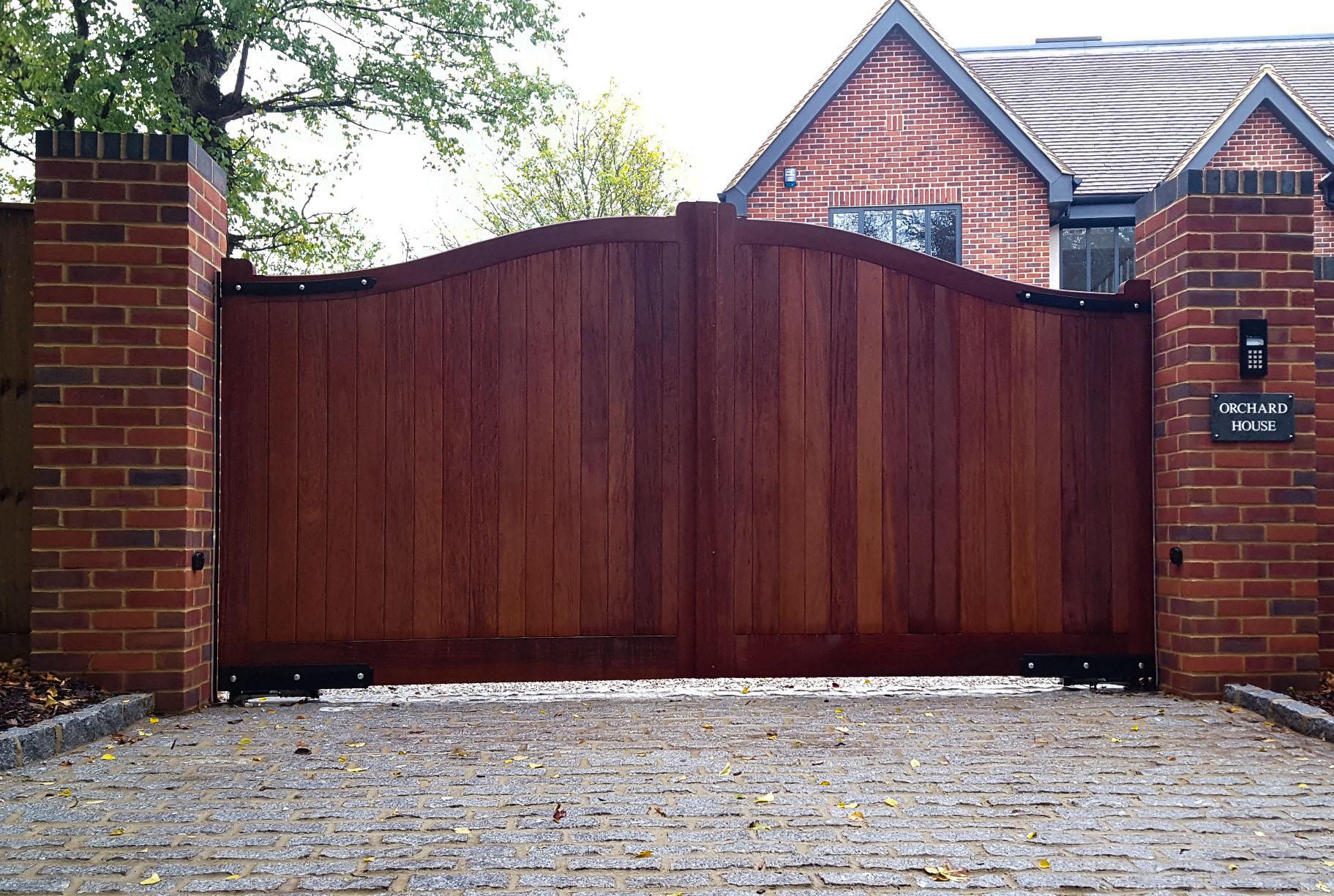 Needham Design Automatic Gates