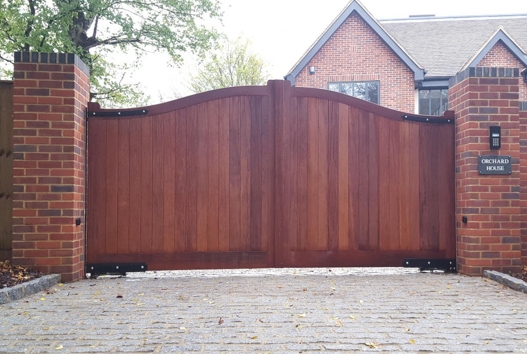 Needham Design Automatic Gates