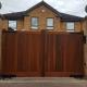 Automatic Hadleigh Design Gates Great Shelford