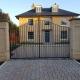 utomatic Iron Style Gates & Matching Railings Cambridge
