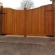 Automatic Southwold Design Gates