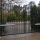 Saffron Flat Design Automatic Gate Bishop's Stortford