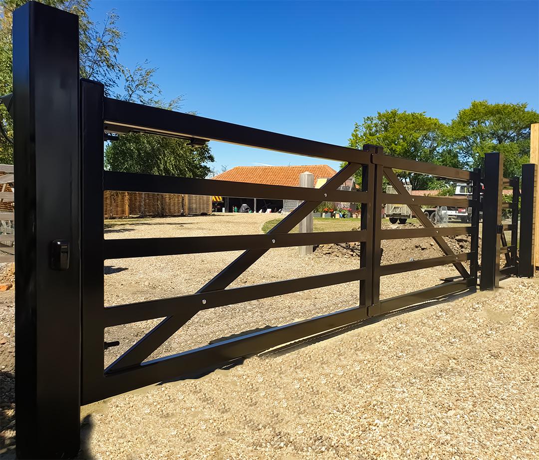Steel Five Bar Gates Broomfield Essex