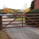 Steel Five bar automatic gate Thetford