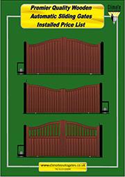 Metal Framed Timber Swing & Sliding Gates Brochure